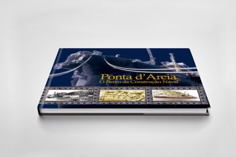Livro | Estaleiro Mauá – Ponta d'areia