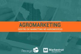 AGROMARKETING – Gestão de marketing no Agronegócio